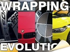WRAPPING EVOLUTION!